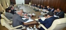 اجتماع مجلس الرقابة لمجموعة العمران