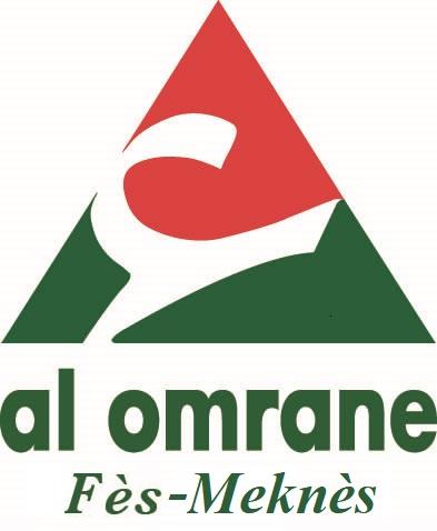 LOGO AL OMRANE FES MEKNES