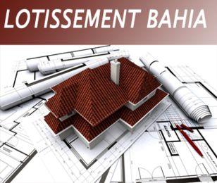 LOTISSEMNT BAHIA