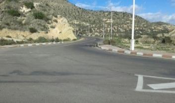 الطريق الرابطة بين تدارت و أكادير