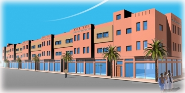 Perspective du projet Al Firdaws