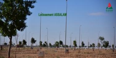 Lotissement Assalam à Fquih Ben Salah