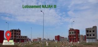 Lotissement NAJAH III à Sidi Jabeur