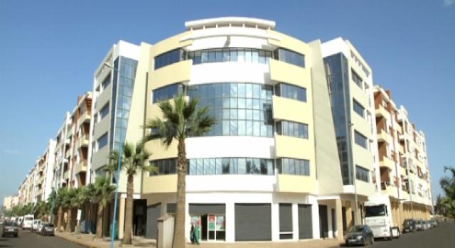Résidence Abouab Salam Vue d'ensemble