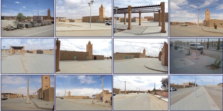 Projet « Restructuration du centre Merzouga»