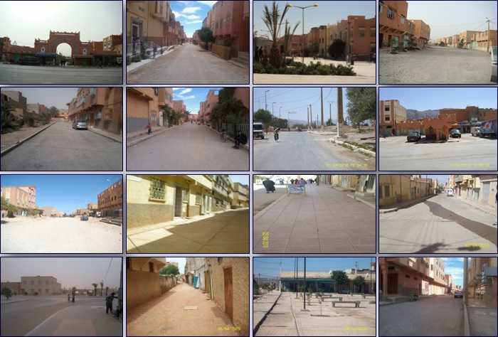 Requalification urbaine de la Ville d'Errich
