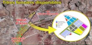 Projet Zone Industrielle Ras El Ma