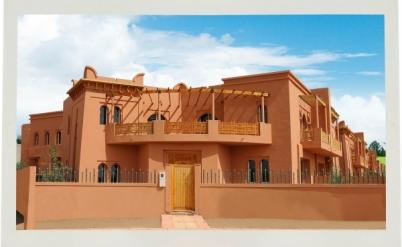 Villas semi-finies à Marrakech aux prix promotionnels