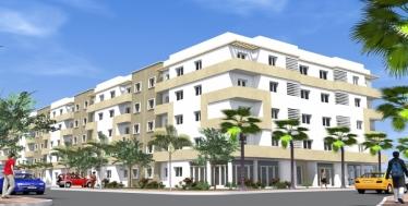 Résidence Abir (logements à 250 000 dhs)