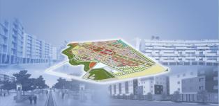 Nouveau pôle urbain Riad al omrane (234 ha)