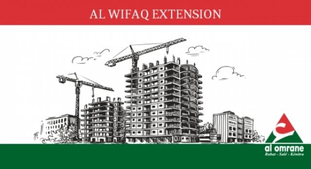Lotissement Al Wifaq Extension -Témara-