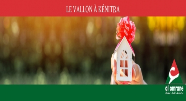Lotissement Le Vallon -Kénitra-
