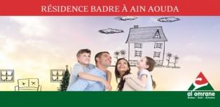 Résidence Badre à Ain Aouda