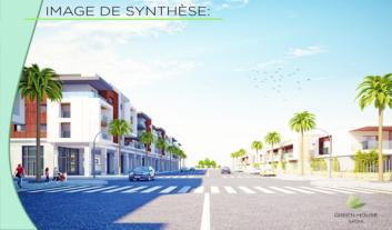 La Société Al Omrane Région de l'Oriental met en vente à guichet ouvert des appartements en R+3 et appartements en résidence fermée R+1 à Saidia