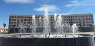 CITÉ DES JARDINS - OUJDA (Appartements - Local Commercial)
