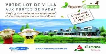 Yquem garden Tamesna