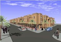 Projet Bab Sahra Guelmim