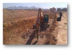 photo réelle projet Bab Sahra