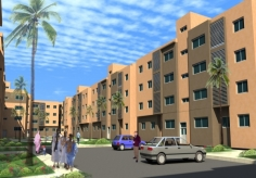 Perspactive 3 Riad Salam