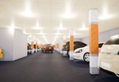 Parking au sous sol-annour